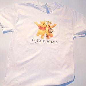 Winnie the Pooh friends t-shirt